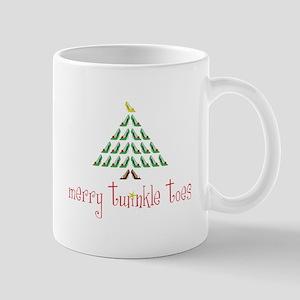 Merry Twinkle Toes Mugs