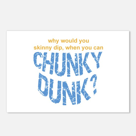 Chunky Dunk Postcards (Package of 8)