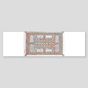 Celtic Complex Image Bumper Sticker