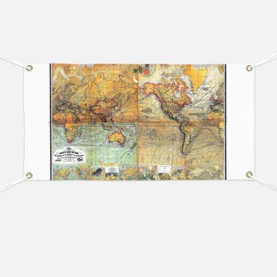 Nautical World Banner