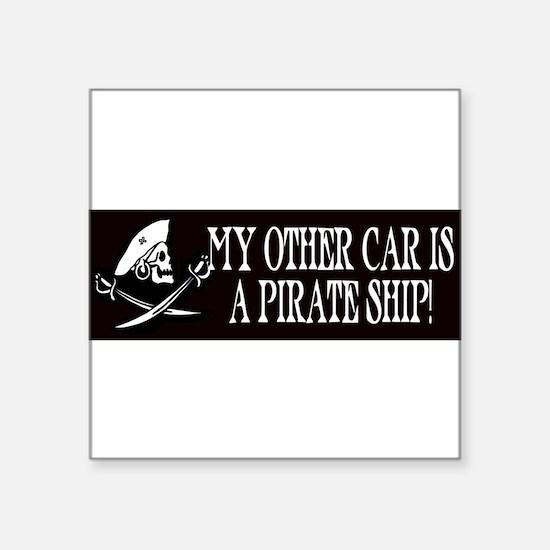 MyOtherCar Sticker