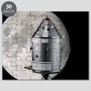Apollo Command Module Puzzle
