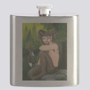 Lord Of The Wildwoods Flask