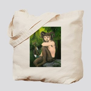 Lord Of The Wildwoods Tote Bag