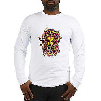 CMYK Medusa Long Sleeve T-Shirt