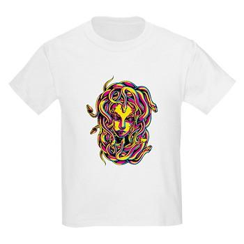 CMYK Medusa - Kids - Whee! Design