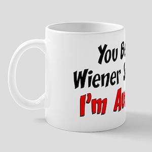 Bet Your Wiener Schnitzel Austrian Mugs
