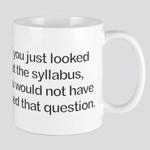 Sillybus Mug