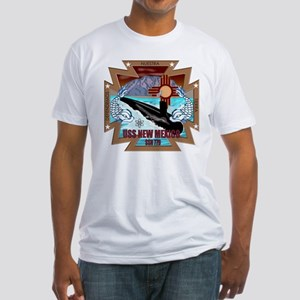 Personalized Uss New Mexico Ssn-779 T-Shirt