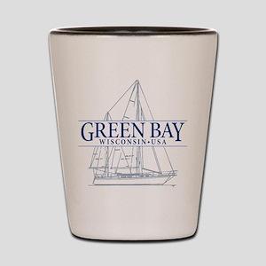 Green Bay - Shot Glass
