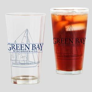 Green Bay - Drinking Glass