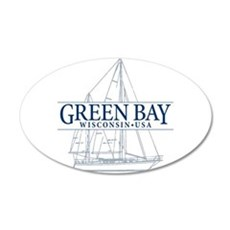 Green Bay - Wall Decal