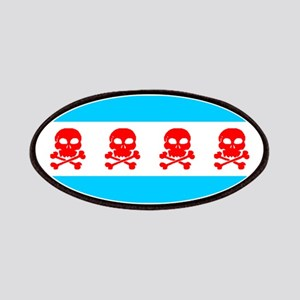 chicago-flag-skulls 1900x1170 Patches