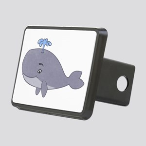 Cute Whale Hitch Cover