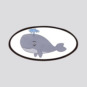 Cute Whale Patches