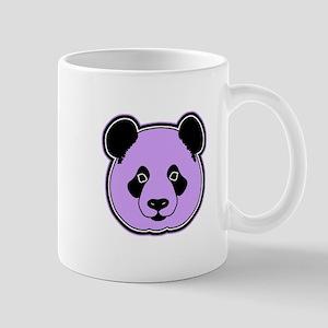 panda head plum Mug