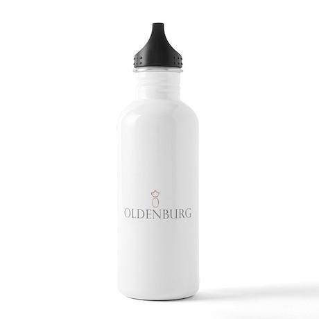 11x11_Oldenburg2 Water Bottle
