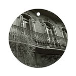 Punto de Vista Ornament (Round)