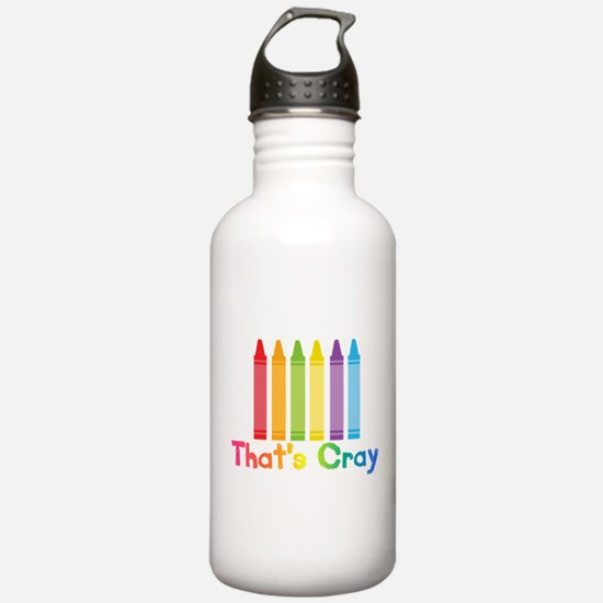 Thats Cray Water Bottle