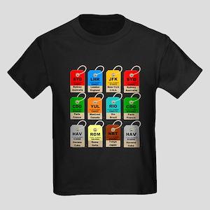 Airport city codes T-Shirt