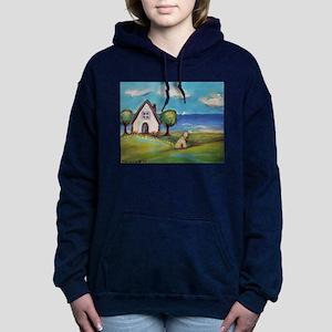 Soft Coated Wheaten Terrier Summer Cottage Women's