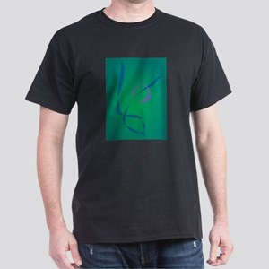 Abstract Rabbit Green T-Shirt