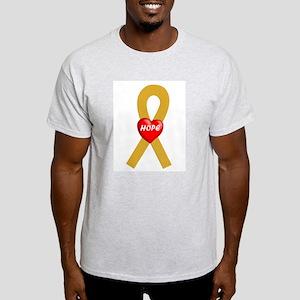 Gold Hope Light T-Shirt