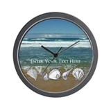 Beach Wall Clocks