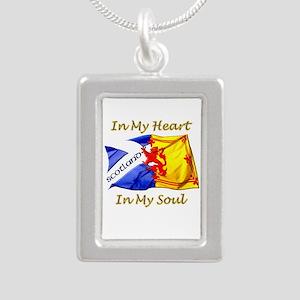 In My Heart Scotland Darks Necklaces