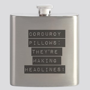 Corduroy Pillows Flask