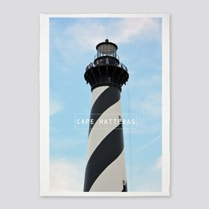 Cape Hatteras. 5'x7'Area Rug
