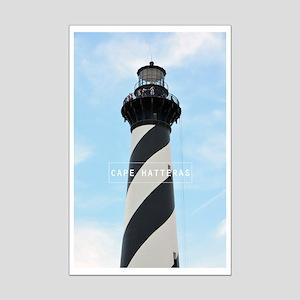 Cape Hatteras. Mini Poster Print
