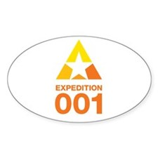 Expedition Sticker (oval)