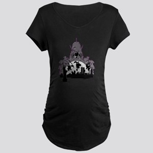 Enter The Shredder Maternity Dark T-Shirt