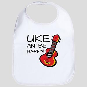 Uke an' be happy! Bib