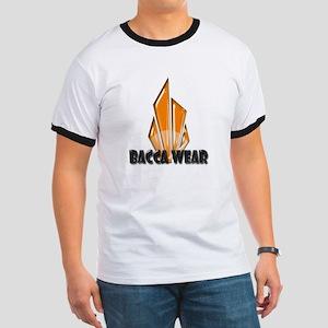 Bacca Wear Logo Ringer T