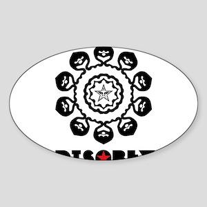 DISOBEY6 Sticker