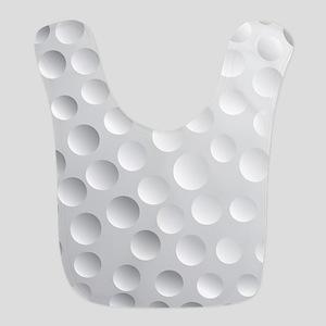 Cool White Golf Ball Texture, Golfer Bib
