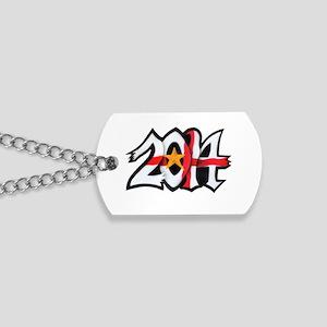 England 2014 Dog Tags