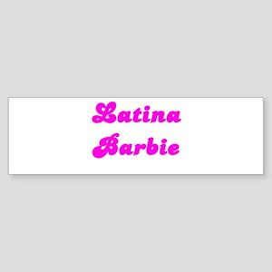 LATINA Bumper Sticker