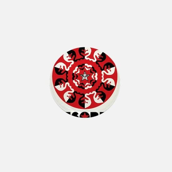 DISOBEY2 Mini Button