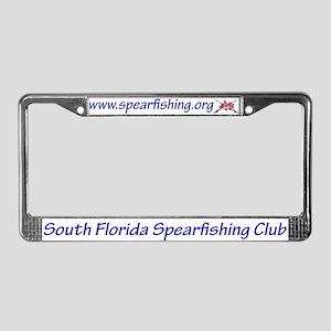 SFSC License Plate Frame