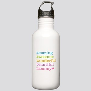 Mommy - Amazing Awesom Stainless Water Bottle 1.0L