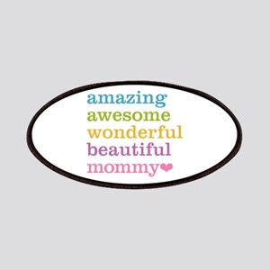 Mommy - Amazing Awesome Patches