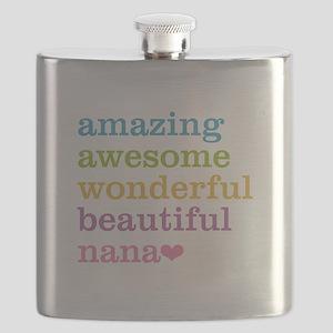 Nana - Amazing Awesome Flask