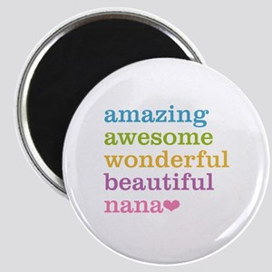 Nana - Amazing Awesome Magnet