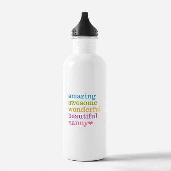 Nanny - Amazing Awesom Water Bottle