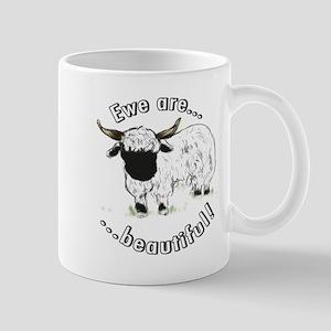 Ewe Are Beautiful! Mugs