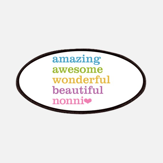 Nonni - Amazing Awesome Patches