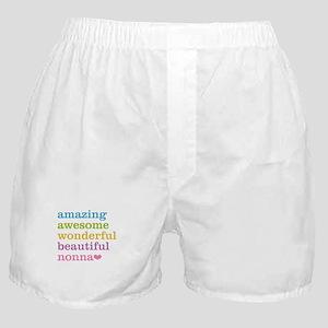 Nonna - Amazing Awesome Boxer Shorts